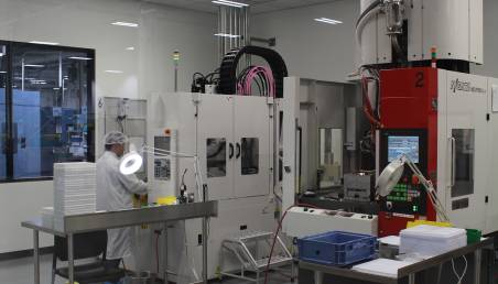 Norwood Medical Plastic Injection Molding